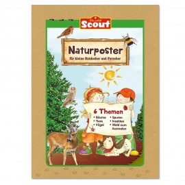 Naturposter Scout